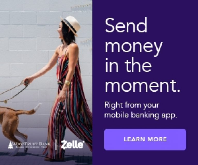 Introducing Zelle graphic